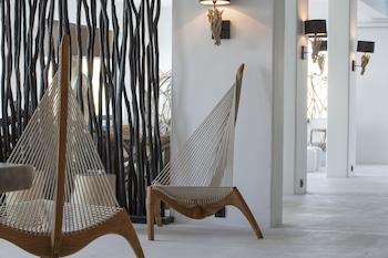 Myconian Utopia Resort - Interior Entrance  - #0