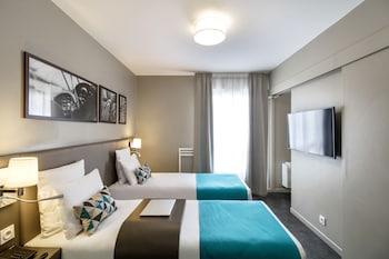 tarifs reservation hotels Appart'City Confort Le Bourget - Aéroport