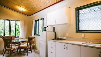 Muri Beach Resort - In-Room Kitchenette  - #0