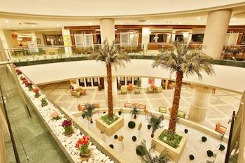 Sunis Kumköy Beach Resort Hotel & Spa – All Inclusive - Interior Entrance  - #0