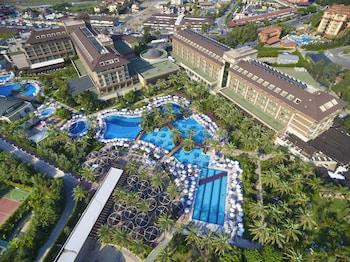 Sunis Kumköy Beach Resort Hotel & Spa – All Inclusive - Aerial View  - #0