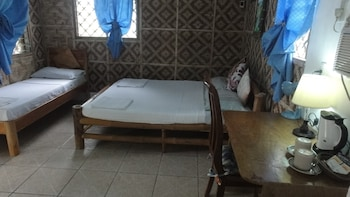 Sea Turtle House Moalboal Cebu Guestroom