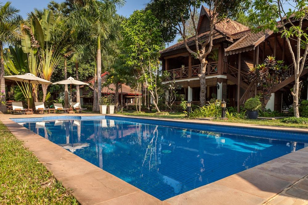 La Palmeraie d'Angkor