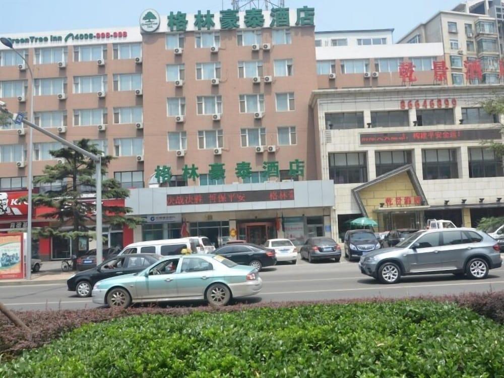 GreenTree Inn Dalian Zhoushuizi Airport Express Hotel
