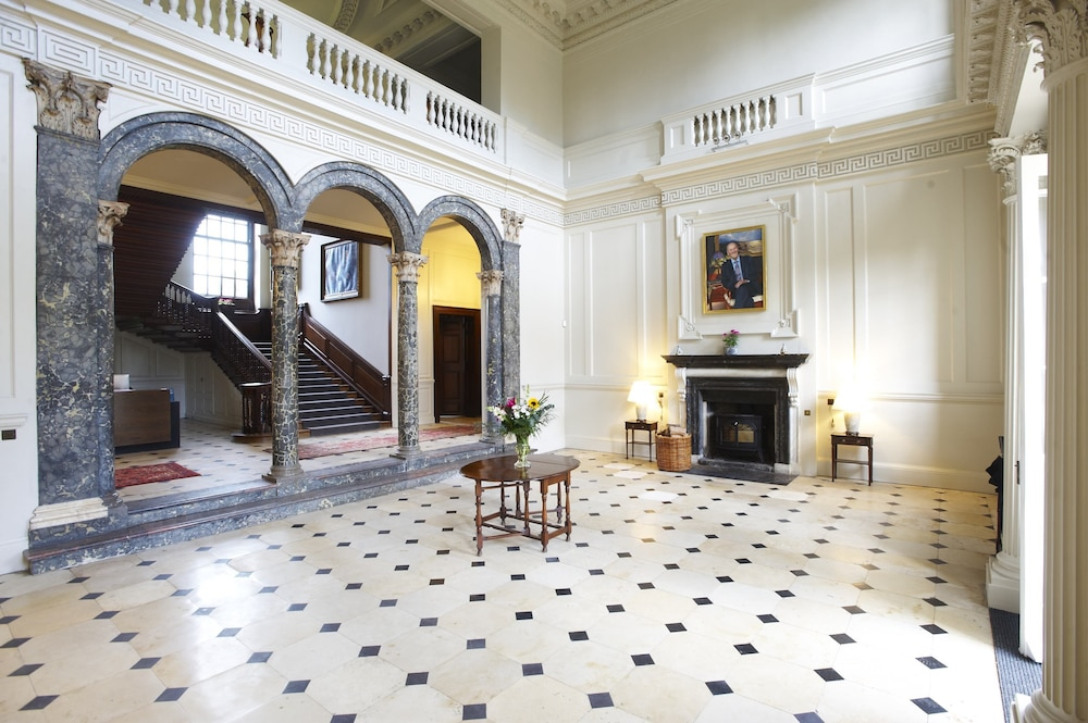 Chicheley Hall