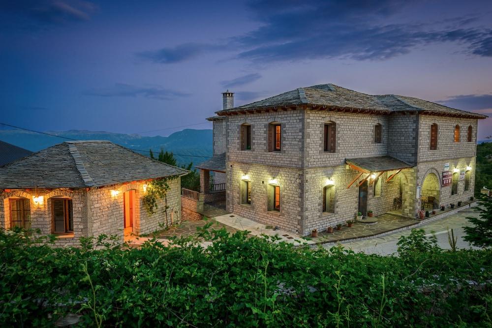 Balkoni Zagoriou