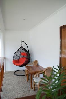 Quo Vadis Dive Resort Moalboal Balcony