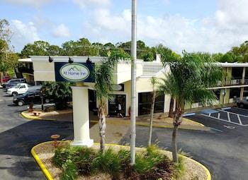 At Home Inn in Vero Beach, Florida
