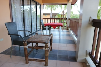Dos Palmas Island Resort & Spa Palawan Porch