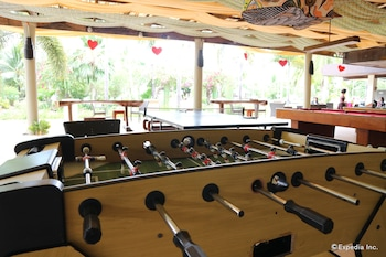 Dos Palmas Island Resort & Spa Palawan Game Room