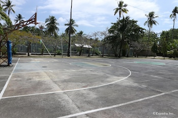 Dos Palmas Island Resort & Spa Palawan Sport Court