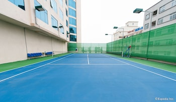 Muong Thanh Luxury Quang Ninh Hotel - Tennis Court  - #0