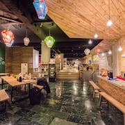 台北漫步青年旅店