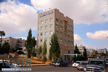 Kindi Hotel in Amman (and vicinity)