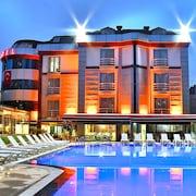貝馬馬拉套房酒店
