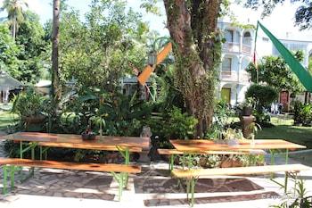 Kokosnuss Garden Resort Coron Outdoor Dining