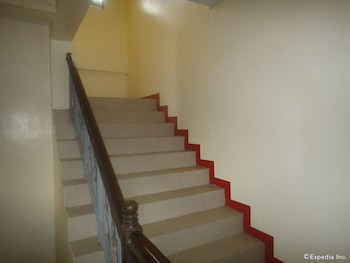 Amerson Pension Place Puerto Princesa Staircase