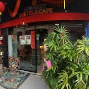 猴子咖啡汽車旅館