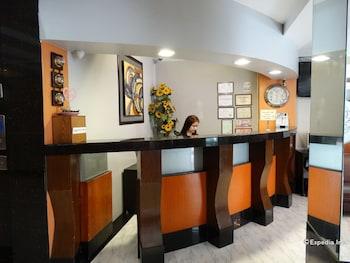 Silver Oaks Suite Hotel Manila Reception
