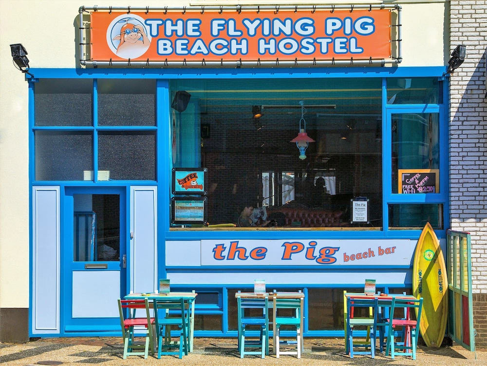 The Flying Pig Beach Hostel