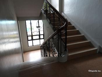 Casa Leticia Business Inn Davao Staircase