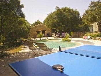 tarifs reservation hotels Le Mazet de Vallongue