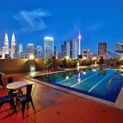 吉隆坡太平洋麗晶酒店