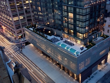 Jet Luxury at the Trump SoHo
