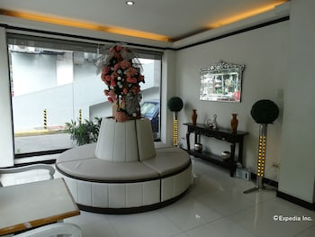 M Hotel Manila Lobby Sitting Area