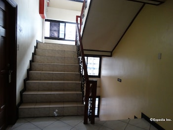 M Hotel Manila Staircase