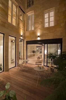 tarifs reservation hotels Hôtel La Cour Carrée