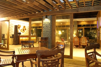 Panglao Island Nature Resort & Spa Lobby Sitting Area