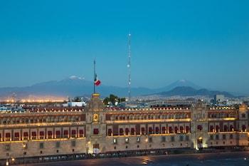 墨西哥城憲法廣場市中心飯店
