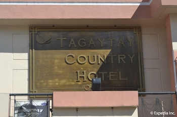 Tagaytay Country Hotel Exterior detail