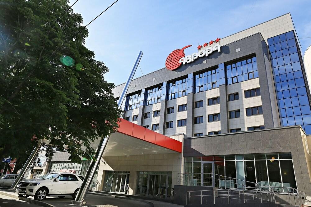 The Avrora Hotel Complex