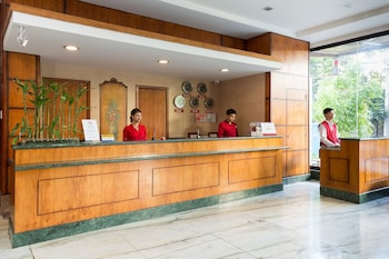 Mj Hotel & Suites Cebu Reception