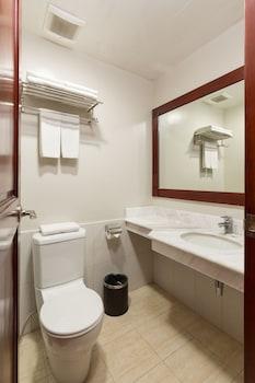 Mj Hotel & Suites Cebu Bathroom