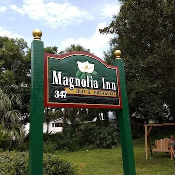 Magnolia Inn Bed & Breakfast in Mount Dora, Florida