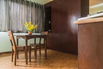 Oftana Suites Cebu In-Room Dining