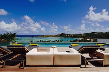Hotel Villa Lodge 4 épices in St. Barthelemy