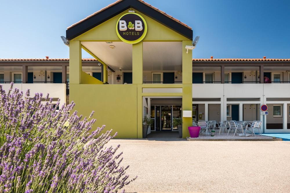 B&B Hôtel Perpignan Sud Porte d'Espagne