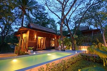 普吉島阿南塔泰式泳池別墅酒店