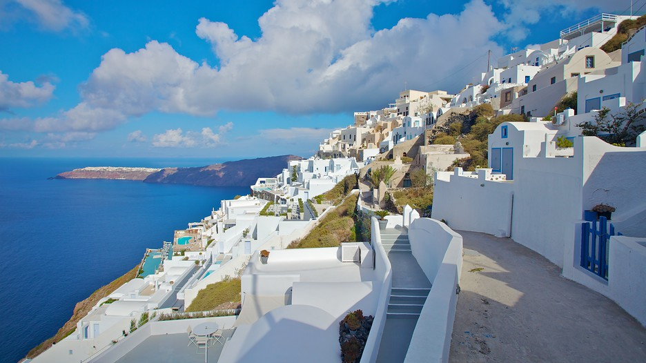 Santorini Island Vacation Packages: Book Cheap Vacations ...