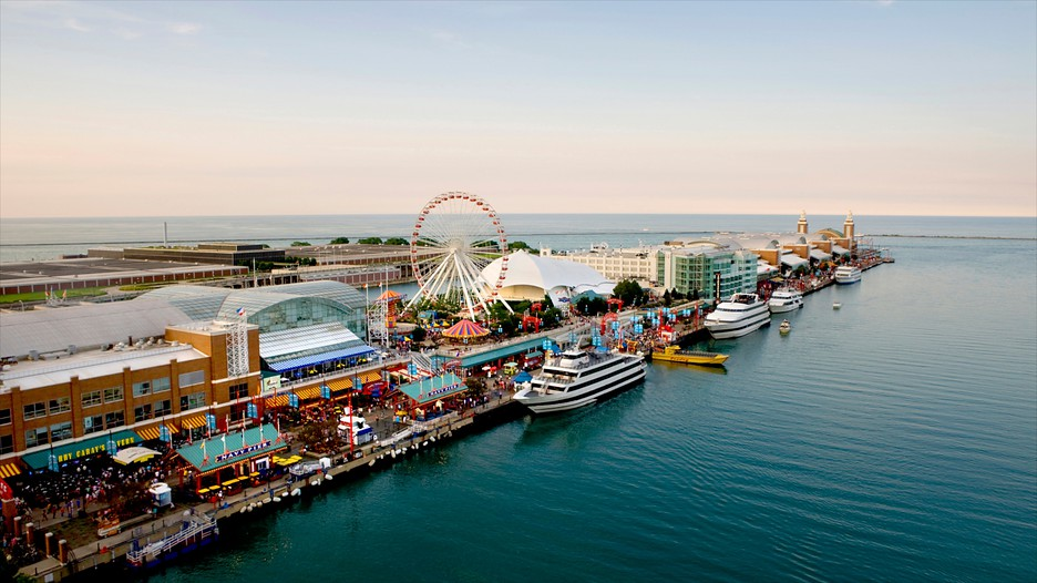 Navy Pier In San Diego California Expedia