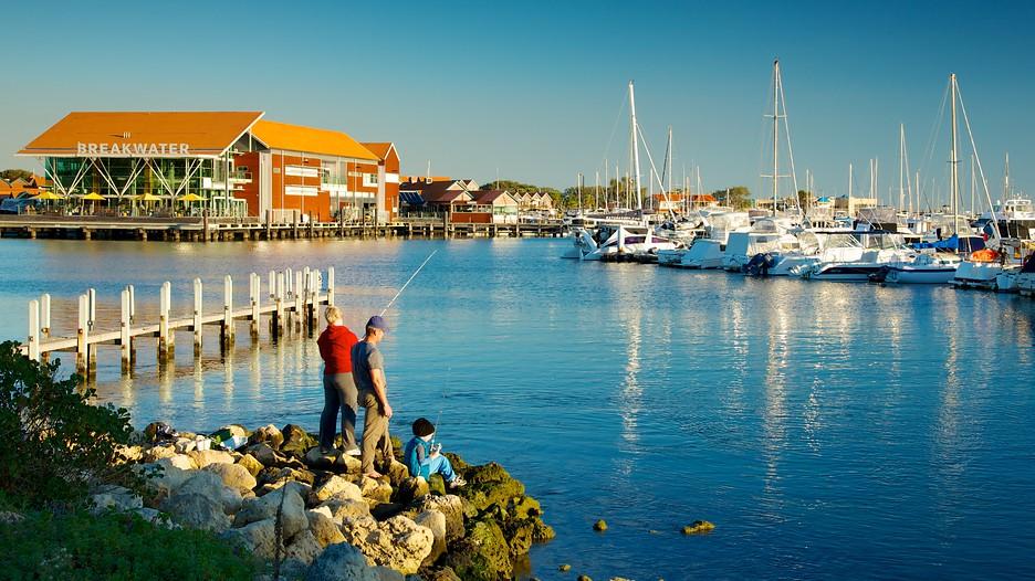 Hillarys Boat Harbour In Perth Western Australia Expedia